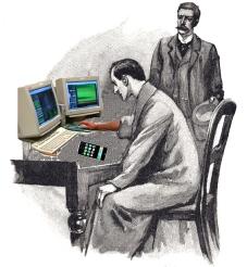Sherlock Holmes using Computer Forensics